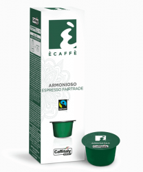 Ecaffe' Armonioso for Caffitaly