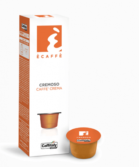 Ecaffe' Cremoso for Caffitaly
