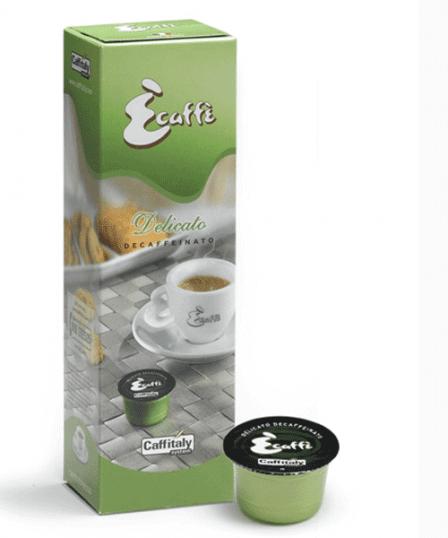 Ecaffe' Delicato for Caffitaly