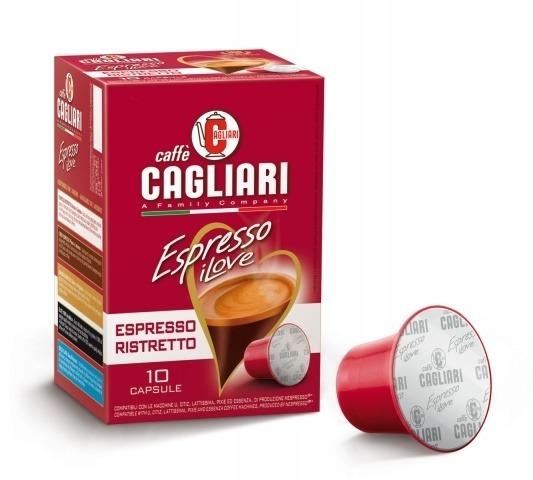 Espresso Ristretto for Nespresso -> Nespresso Ristretto