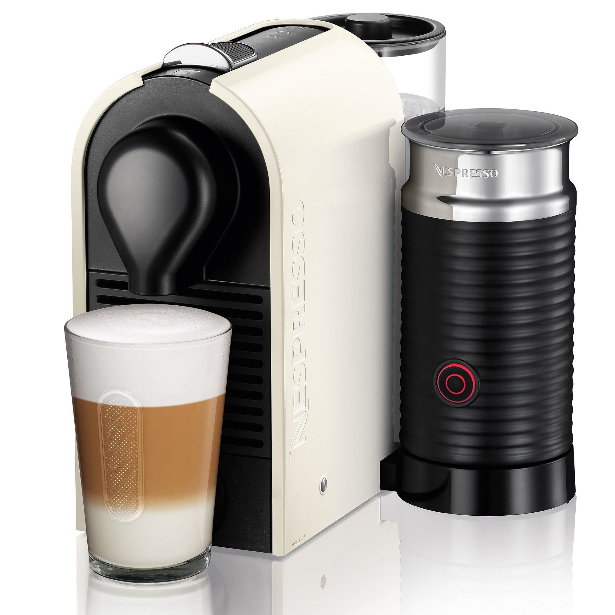 U Milk Nespresso Nerocoffee Com