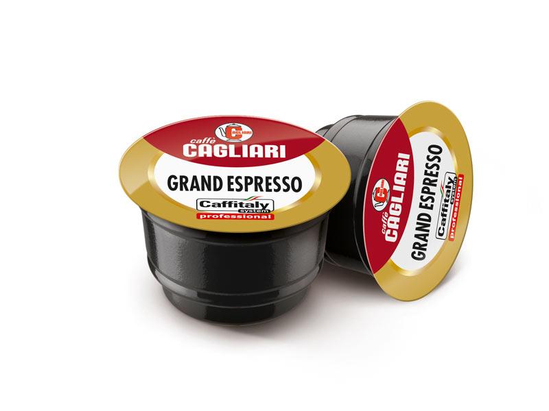Grand Espresso Coffee Capsules